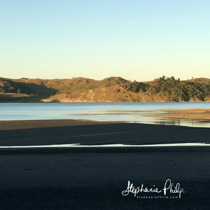 Black Sand, Raglan NZ. Photo taken by Stephanie Philp